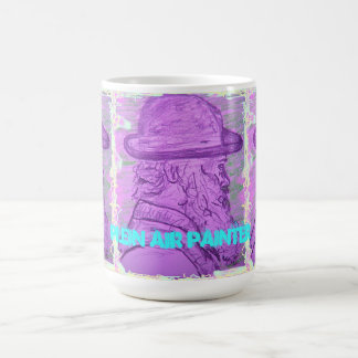 plein air painter Art Coffee Mug