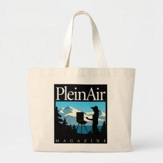 PleinAir Magazine Icon Tote Jumbo Tote Bag