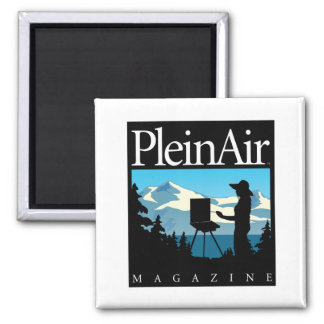 PleinAir Magazine magnet