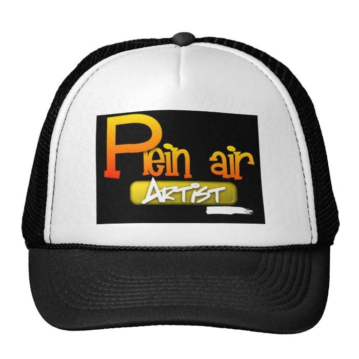 PleinairArtist Trucker Hat