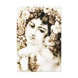 Plena floración 1870 lona estirada galerias