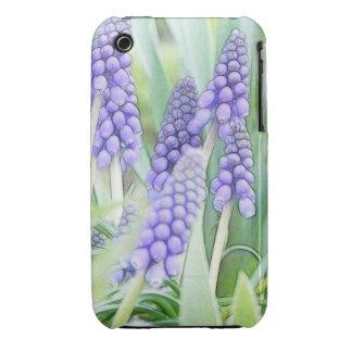 ¡Plena floración - jacintos de uva! Funda Bareyly There Para iPhone 3 De Case-Mate