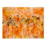 Plena floración tarjetas postales