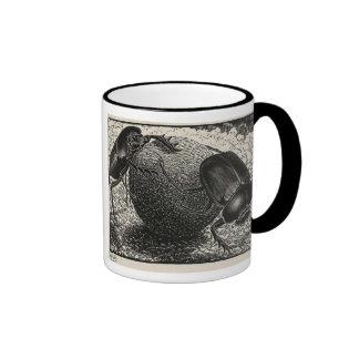 Pleno empleo taza de café
