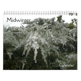 Pleno invierno, calendario