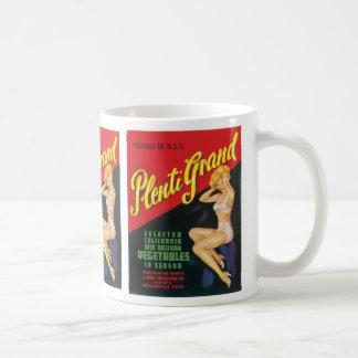 Plenti Grand Coffee Mug