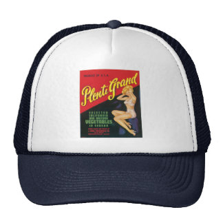 Plenti Grand Trucker Hat