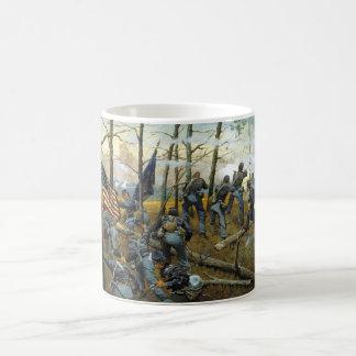 Plenty of Fighting Today by Keith Rocco Classic White Coffee Mug