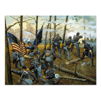 Plenty of Fighting Today by Keith Rocco Postcards