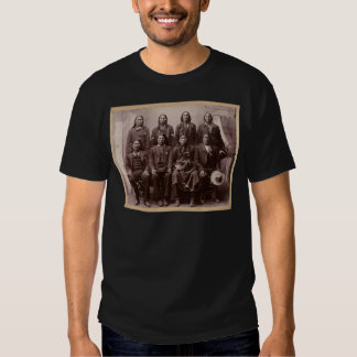 Plenty of Horses Trial 1890 Wild West Shirt