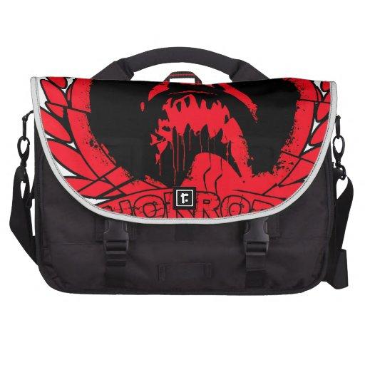 PlentyOfHorrorRed.png Laptop Commuter Bag