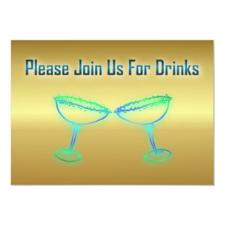Plese join us for drinks. Drinks invitation