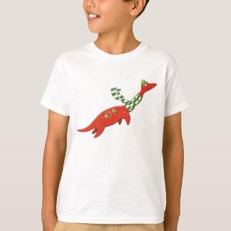 Plesiosaur Come Home for Christmas Shirt