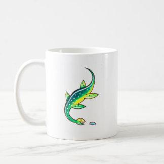 Plesiosaur Mugs
