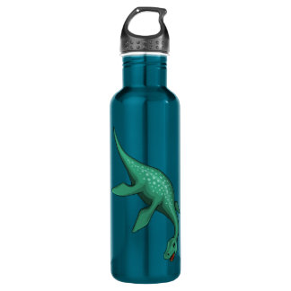 Plesiosaur Stainless Steel Water Bottle