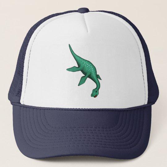 Plesiosaur Trucker Hat