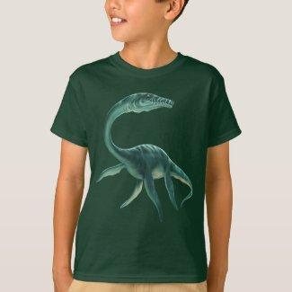 Plesiosaurus Dinosaur T-Shirt
