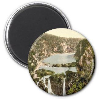 Pletvicerseen (i.e., Plitvice Lake), Ermitensee, C Magnet