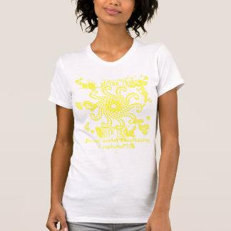 Plexo solar Chakra Camisetas