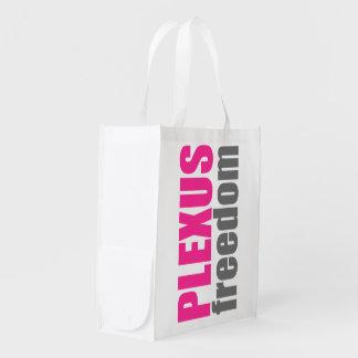 Plexus Freedom Reuseable Tote Bag Market Totes