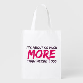 Plexus Slim Reusable Grocery Bags
