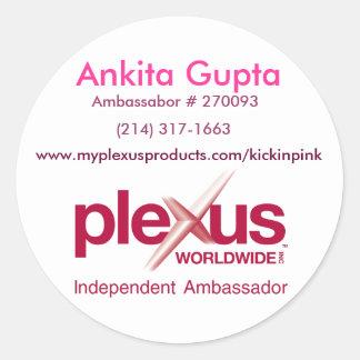 Plexus Sticker