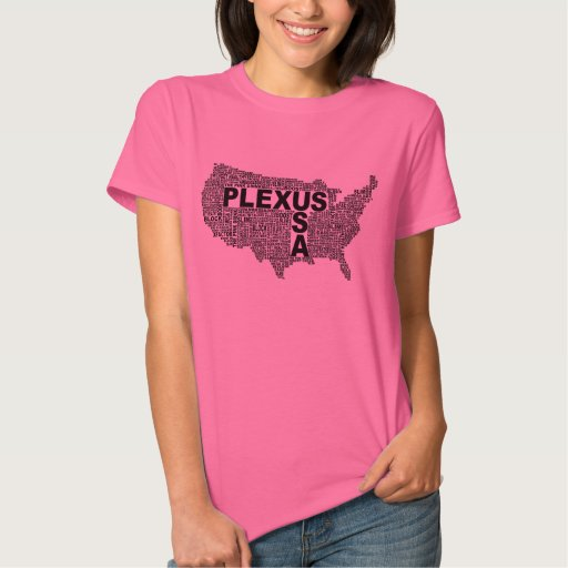 Plexus USA Tshirt