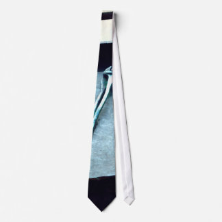 Pliers and Mallet Neck Tie