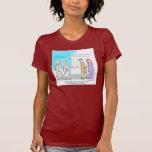 Plinio el la anciano y más joven camisetas