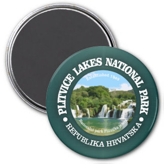 Plitvice Lakes NP Magnet