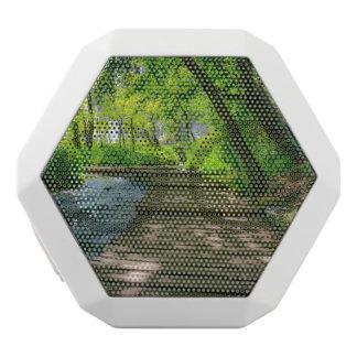 Plitvice National Park White Bluetooth Speaker