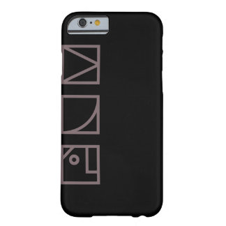 PLM LOGO BARELY THERE iPhone 6 CASE
