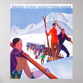 PLM Railway Promotional Poster