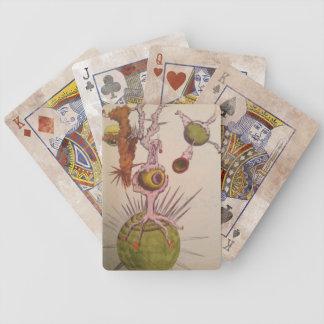 Plnet Eye Playing Cards
