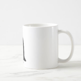 Plodder orgulloso taza básica blanca