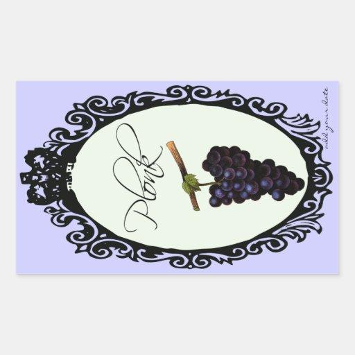 Plonk (etiqueta hecha en casa del vino)