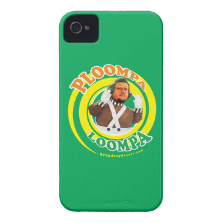 Ploompaloompa Case for iPhone 4! (Green)