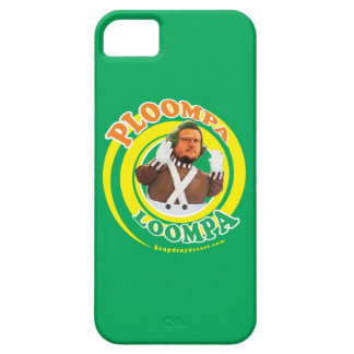 Ploompaloompa Case for iPhone 5! (Green)