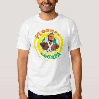 Ploompaloompa T-Shirt w/ Snydecast URL