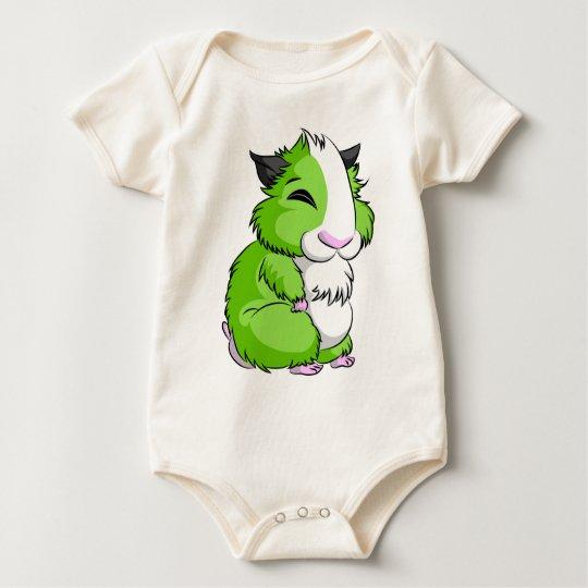 Plooshkin Hamster Baby Bodysuit