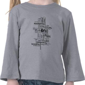 PLoS UNA 2010 camisetas largas de la manga del niñ