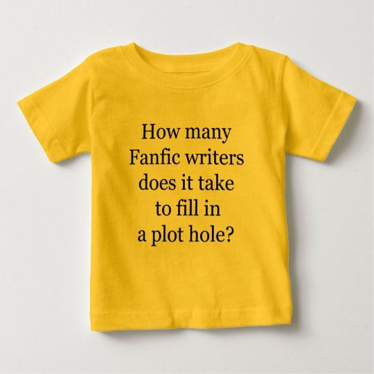 Plot Hole Baby T-Shirt