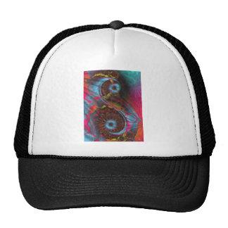 plot lost trucker hat