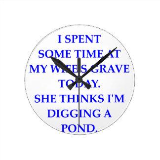 plot round clock