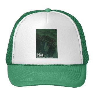 plot trucker hat