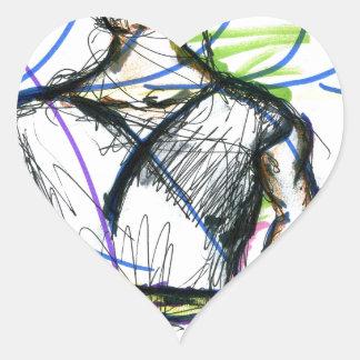 Plotonus Heart Sticker