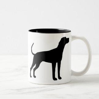 Plott Gear Two-Tone Coffee Mug