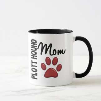 Plott Hound Mom 2 Mug