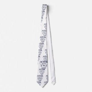 Plott Hound Neck Tie