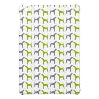 Plott Hound Pattern iPad Mini Case